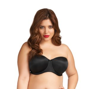Smoothing Strapless by Elomi in Black