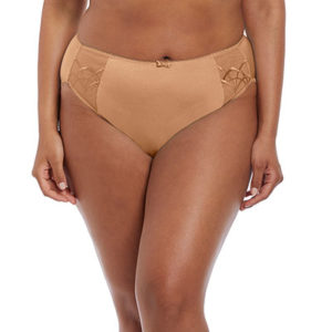 Cate Brief by Elomi in Hazel