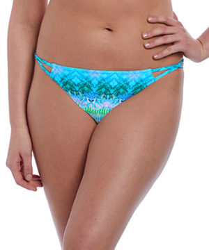 Seascape Tanga brief by Freya Swim in Blue Lagoon