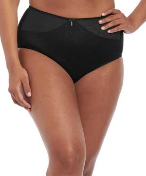 Mia Full Brief by Elomi in Black