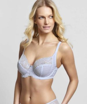 Envy Balcony Bra by Panache in Sky