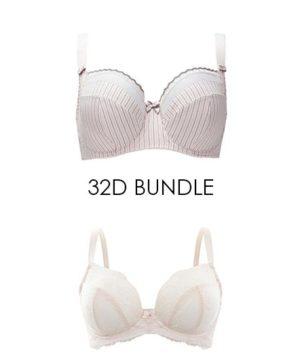 32D Dreamy Bra Bundles