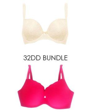 32DD Classy Bra Bundle