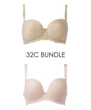 32C Basic Bra Bundle