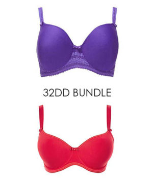 32DD Must-have Bras Bundle