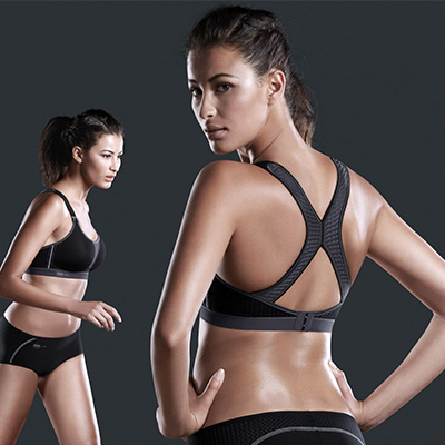anita-dynamix star-black sports bra