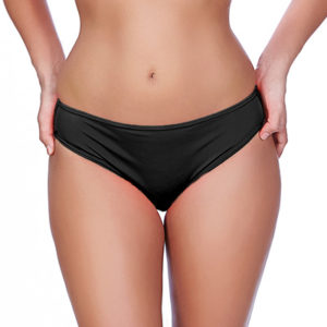 eveden-freya-deco swim bikini brief-black