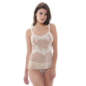 eveden-wacoal-embrace lace cami-white